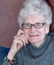 Bette Hutchison Silver, photo taken November 2010