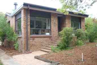 Our house in Canberra, Australia