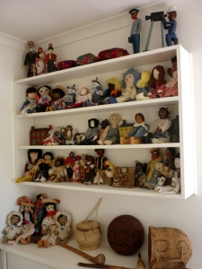 Bette's Doll Collection