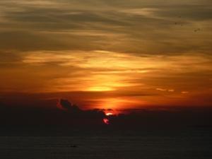 Sunrise Tucacas Venezuela
