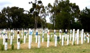 SIEV X memorial, Canberra Australia