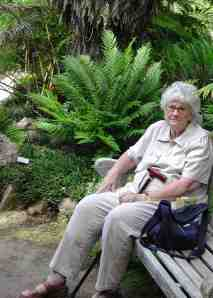 Bette Silver, Botanical Gardens, San Francisco, California