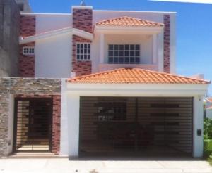 Lon's house that he built in Playa Sur, Mazatlan