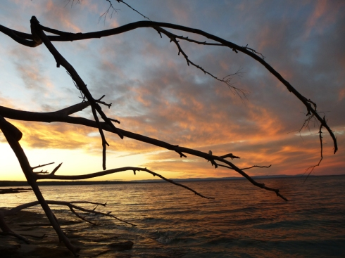 Sunset, Jervis Bay, Australia
