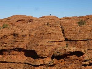 On the Rim, Kings Canyon, Australia
