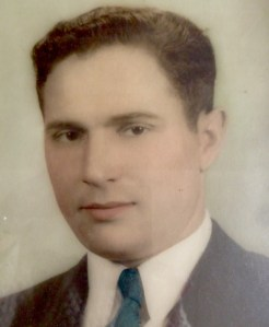 Lon Hutchison young man