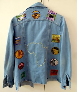 Mom's Africa Jacket